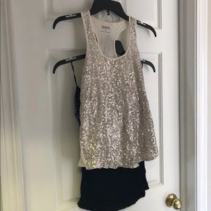 Two Express Tank Tops